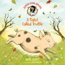 Jasmine Green Rescues: A Piglet Called Truffle cover big
