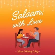 Salaam, with Love Cover