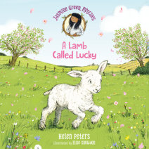 Jasmine Green Rescues: A Lamb Called Lucky Cover