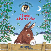 Jasmine Green Rescues: A Donkey Called Mistletoe Cover