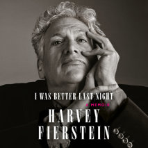 I Was Better Last Night Cover