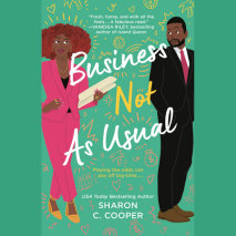 Business Not As Usual Cover