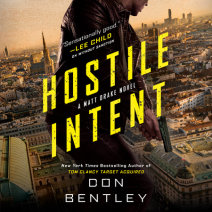 Hostile Intent Cover
