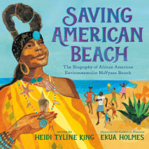 Saving American Beach Cover