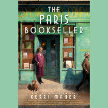 The Paris Bookseller Cover