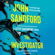The Investigator Cover