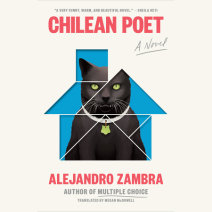 Chilean Poet Cover