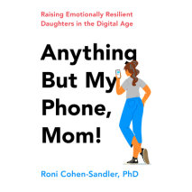 Anything But My Phone, Mom! Cover
