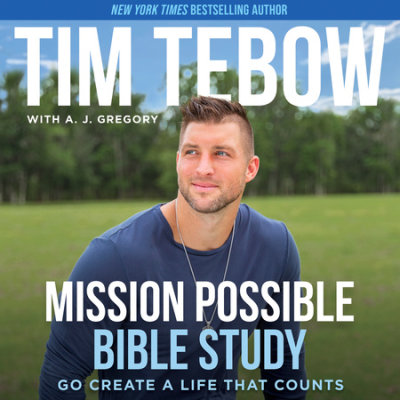 Mission Possible Bible Study cover