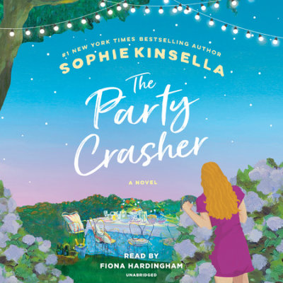 The Party Crasher cover