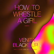 How to Wrestle a Girl Cover