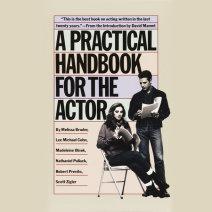A Practical Handbook for the Actor Cover
