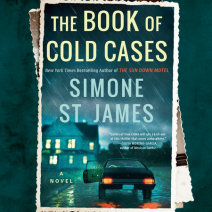 The Book of Cold Cases Cover