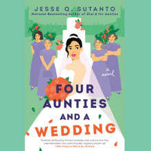 Four Aunties and a Wedding Cover