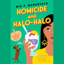 Homicide and Halo-Halo Cover
