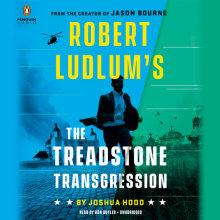 Robert Ludlum's The Treadstone Transgression Cover
