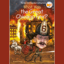 What Was the Great Chicago Fire? Cover