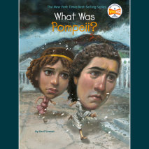 What Was Pompeii? Cover