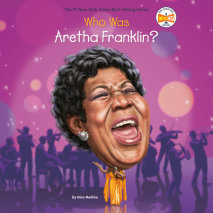 Who Was Aretha Franklin? Cover