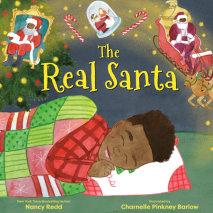 The Real Santa Cover
