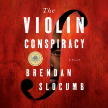 The Violin Conspiracy Cover