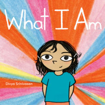 What I Am Cover
