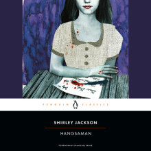 Hangsaman Cover