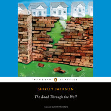 The Road Through the Wall Cover