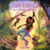 Pilar Ramirez and the Escape from Zafa Cover