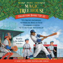 Magic Tree House Collection: Books 29-32 Cover