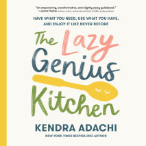 The Lazy Genius Kitchen Cover