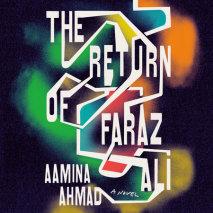 The Return of Faraz Ali Cover