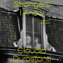 Strangers I Know Cover