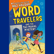 Word Travelers and the Taj Mahal Mystery Cover