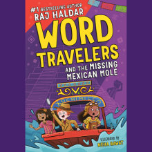 Word Travelers and the Missing Mexican Molé Cover