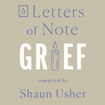 Letters of Note: Grief Cover