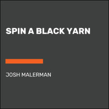 Spin a Black Yarn Cover