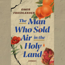 The Man Who Sold Air in the Holy Land Cover