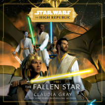 Star Wars: The Fallen Star (The High Republic) Cover