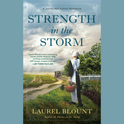 Strength in the Storm cover