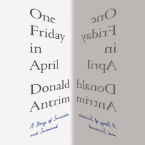 One Friday in April Cover