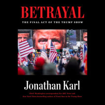 Betrayal cover big