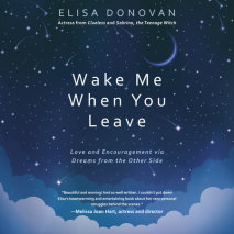 Wake Me When You Leave Cover