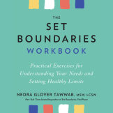 The Set Boundaries Workbook cover small