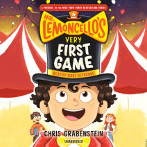 Mr. Lemoncello's Very First Game Cover