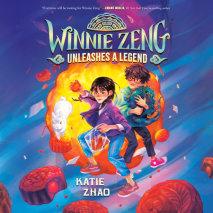 Winnie Zeng Unleashes a Legend Cover