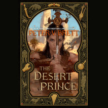 The Desert Prince Cover