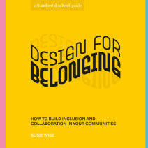 Design for Belonging Cover