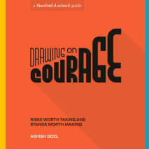 Drawing on Courage Cover