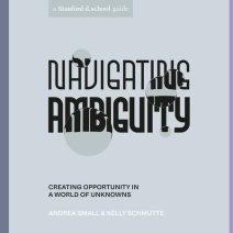 Navigating Ambiguity Cover
